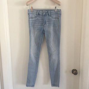 A&F Skinny Jeans 27